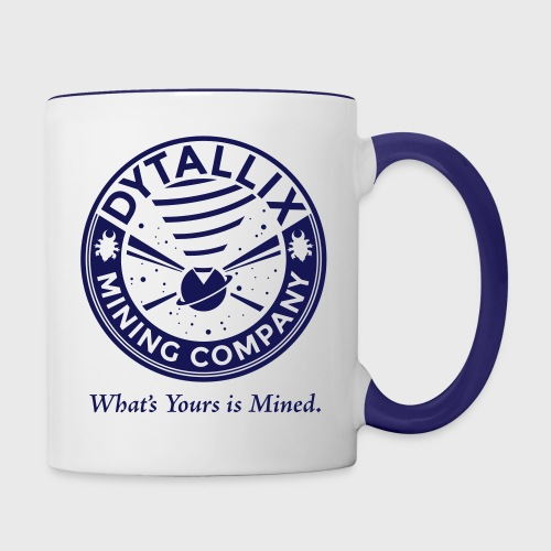 Star Trek Conspiracy Dytallix - Contrast Coffee Mug