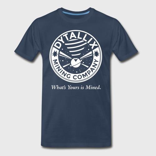 Star Trek Conspiracy Dytallix - Men's Premium T-Shirt