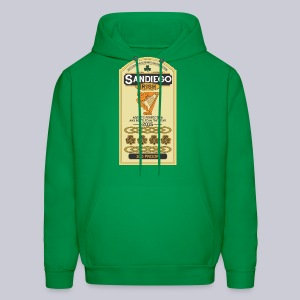 San Diego Irish Whiskey - Men's Hoodie