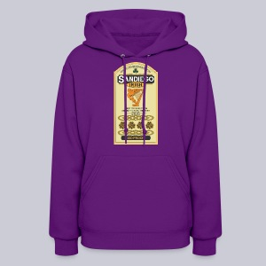 San Diego Irish Whiskey - Women's Hoodie
