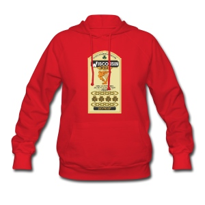 Wisconsin Irish Whiskey - Women's Hoodie