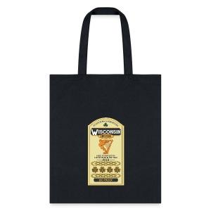 Wisconsin Irish Whiskey - Tote Bag