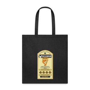 Wisconsin Irish Whiskey - Tote Bag