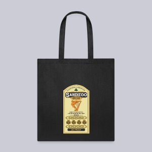 San Diego Irish Whiskey - Tote Bag