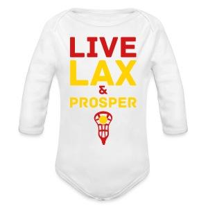 Live Lax And Prosper