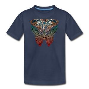 Celtic Cats Kids Tee - Kids' Premium T-Shirt