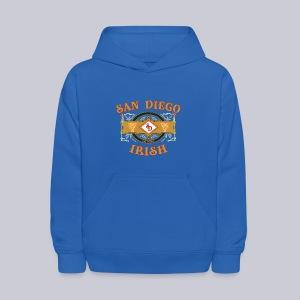 San Diego Irish Label - Kids' Hoodie