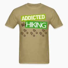 Hiker Gift I Love Hiking T-Shirts