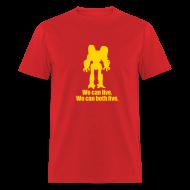 T-Shirts ~ Men's T-Shirt ~ [wecanlive]