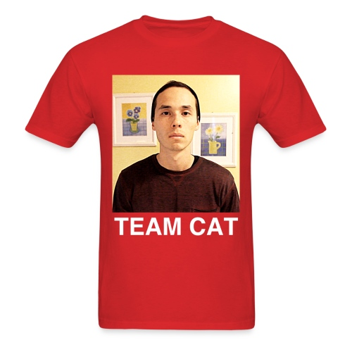 Team Cat - Men's T-Shirt