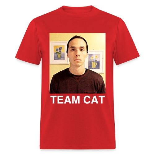 Team Cat - Men's T-Shirt