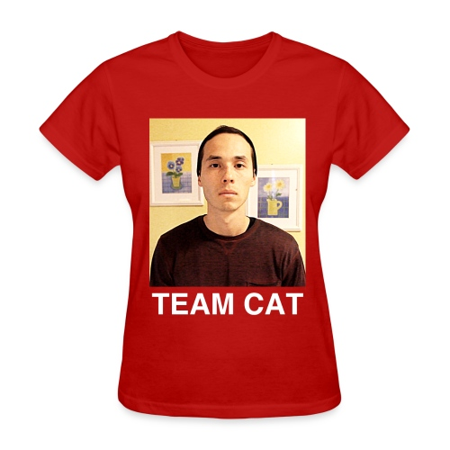Team Cat - Women's T-Shirt