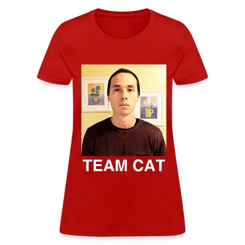 Team Cat - Women's T-Shirt