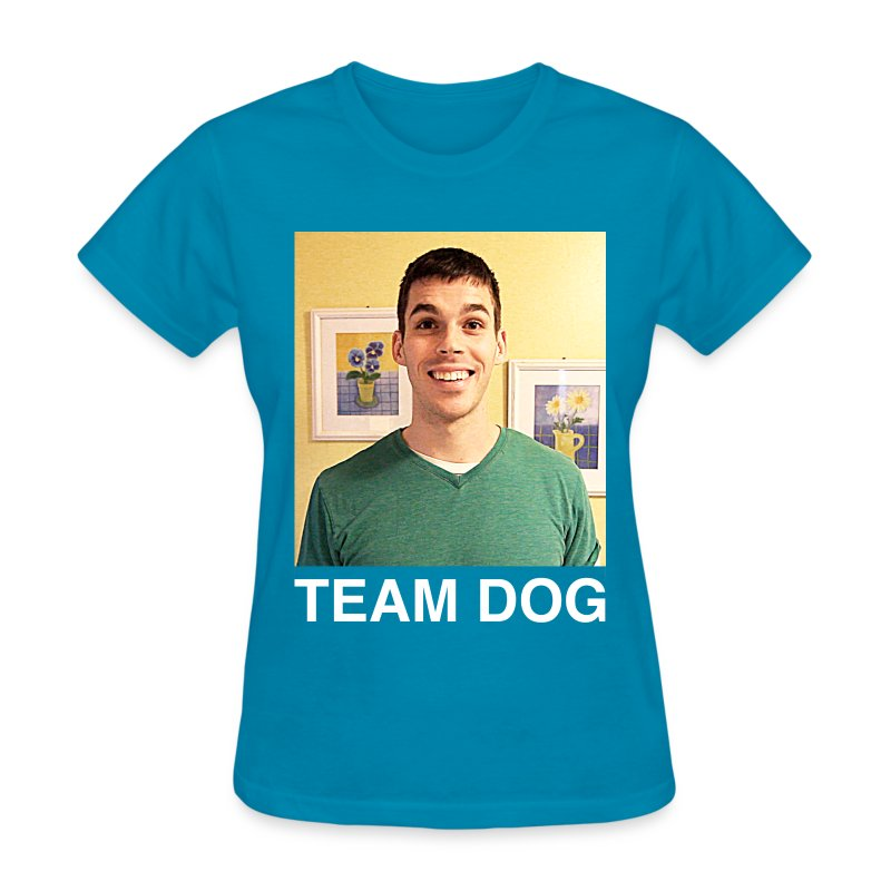 Team Dog - Women's T-Shirt