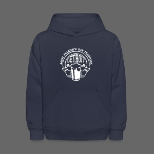 St. Pats Day Tradition Detroit - Kids' Hoodie