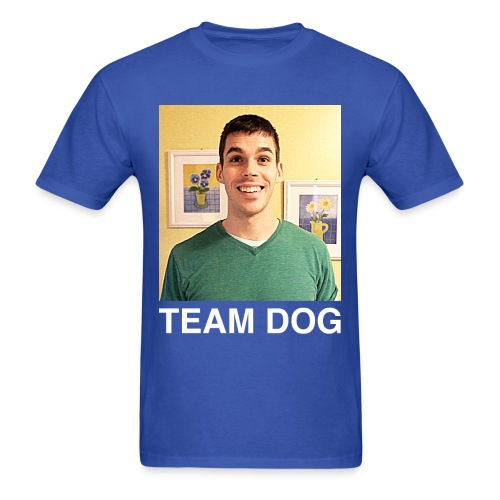 Team Dog - Men's T-Shirt