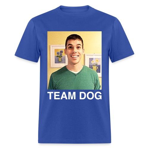 Team Dog - Men's T-Shirt