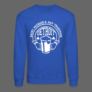 St. Pats Day Tradition Detroit - Crewneck Sweatshirt