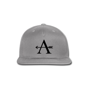 A- Line BAseball Hat - Snap-back Baseball Cap