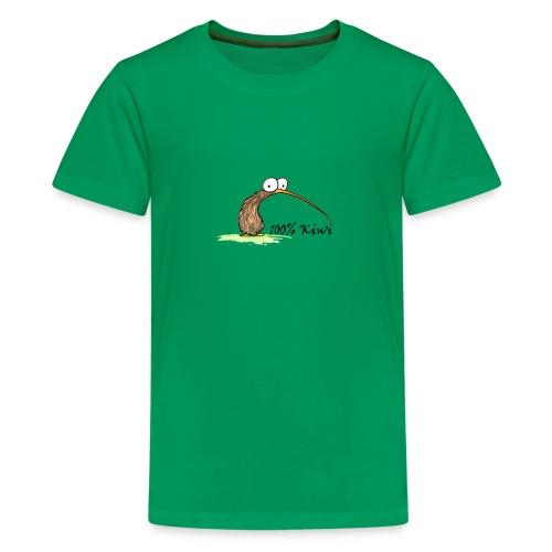 Kids Kiwi TShirt - Kids' Premium T-Shirt