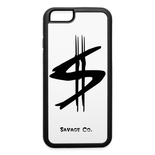 Savage iPhone 6 Phone Case - iPhone 6/6s Rubber Case