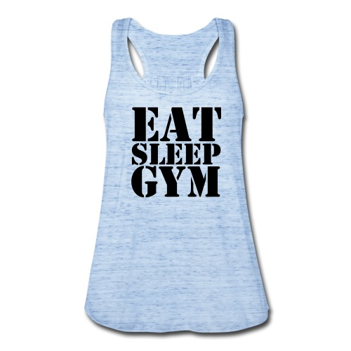 Women's Flowy Tank Top by Bella - motivation,inspiration,gym,fitness,fitfam