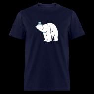 T-Shirts ~ Men's T-Shirt ~ [sirpolarbear]