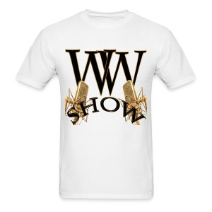 WW Show with Mics T-shirt - Men's T-Shirt