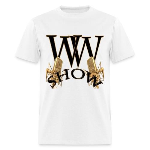 WW Show with Mics T-shirt - Men's T-Shirt
