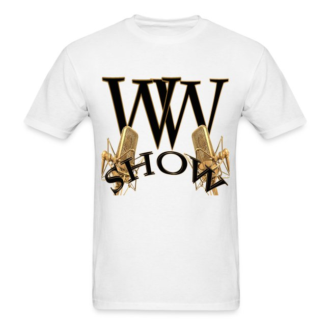 WW Show with Mics T-shirt