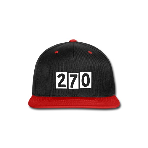Original 270 Snap Back - Snap-back Baseball Cap