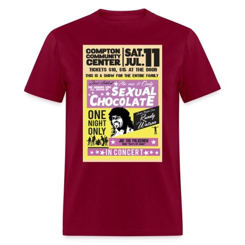 Sexual Chocolate Tee - Men's T-Shirt