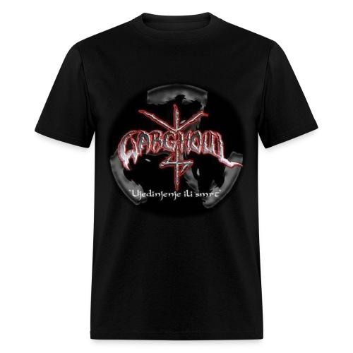 Warghoul Black hand cyanide - Men's T-Shirt