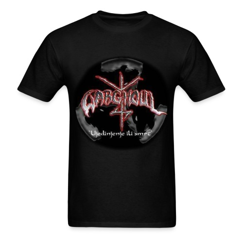 Warghoul Black hand cyanide - Men's T-Shirt