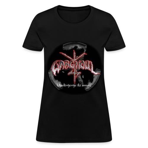 Warghoul Black hand cyanide - Women's T-Shirt