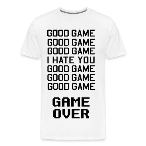 GOOD GAME - Men's Premium T-Shirt