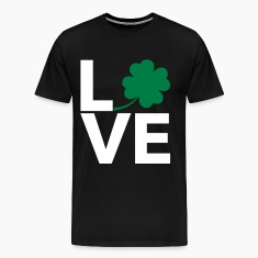 Love Shamrock - Country Closet T-Shirts