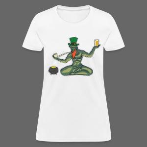 St. Patricks Day Spirit - Women's T-Shirt