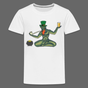St. Patricks Day Spirit - Kids' Premium T-Shirt
