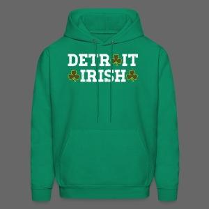 Detroit Irish - Men's Hoodie