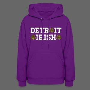 Detroit Irish - Women's Hoodie