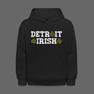 Detroit Irish - Kids' Hoodie