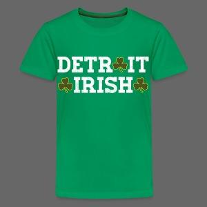 Detroit Irish - Kids' Premium T-Shirt