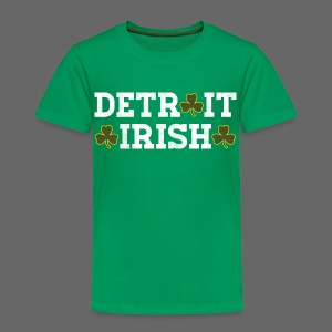 Detroit Irish - Toddler Premium T-Shirt