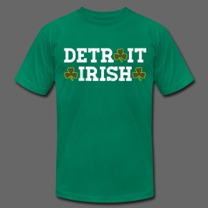 Detroit Irish - Men's Fine Jersey T-Shirt