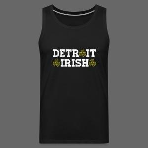 Detroit Irish - Men's Premium Tank
