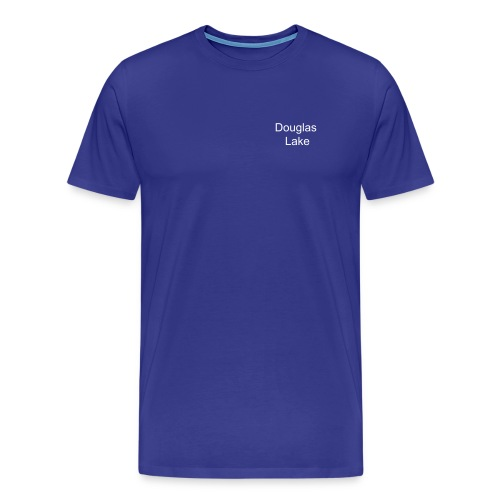 Douglas Lake  - Men's Premium T-Shirt