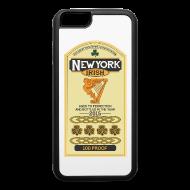 Accessories ~ iPhone 6 Rubber Case ~ New York Irish