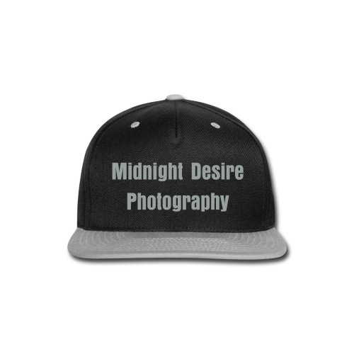 Midnight Desire Photography Baseball Cap - Snap-back Baseball Cap