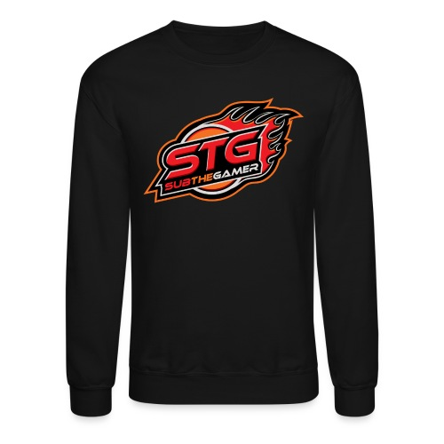 STG Mens Long-Sleeved - Crewneck Sweatshirt